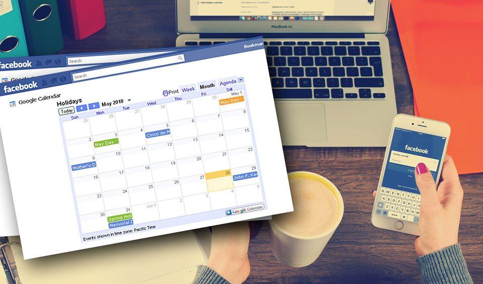 Easily Connect Google Calendar To A Facebook Page