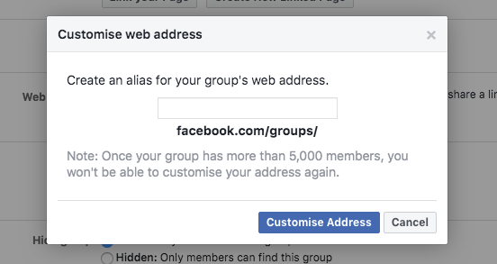 How To Create A Facebook Group For Business 12