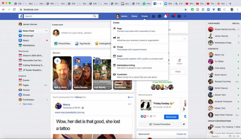 How To Create A Facebook Group For Business 2