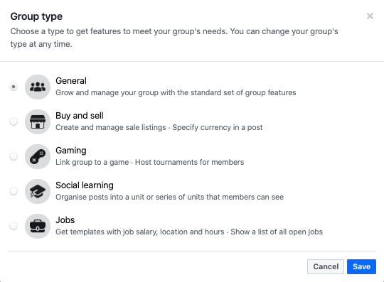 How To Create A Facebook Group For Business 8
