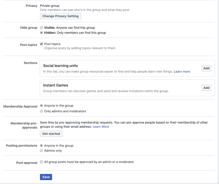 How To Create A Facebook Group For Business 5