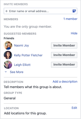 How To Create A Facebook Group For Business 13