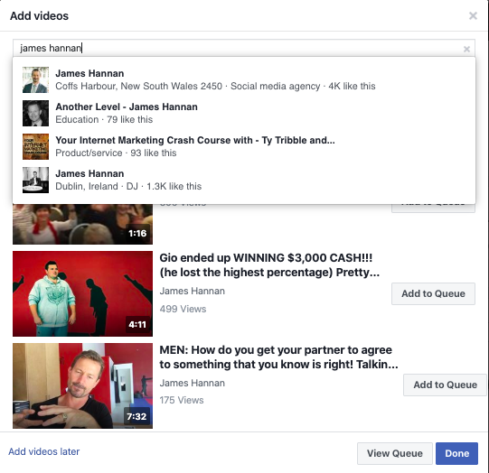 How To Host A Facebook Watch Party To Make Money 6