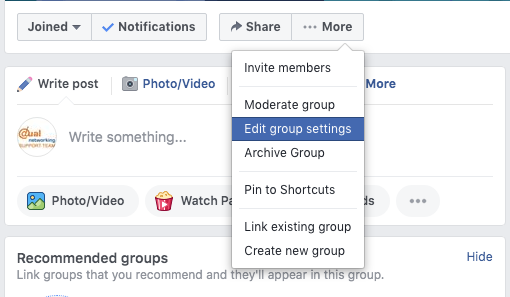 How to Add Someone to a Facebook Group 5