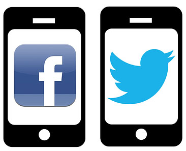 Easily Connect Facebook and Twitter 1