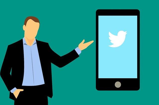 Tweet on Twitter 1