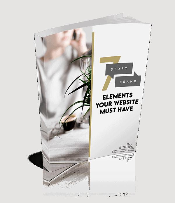 storybrand website design ebook