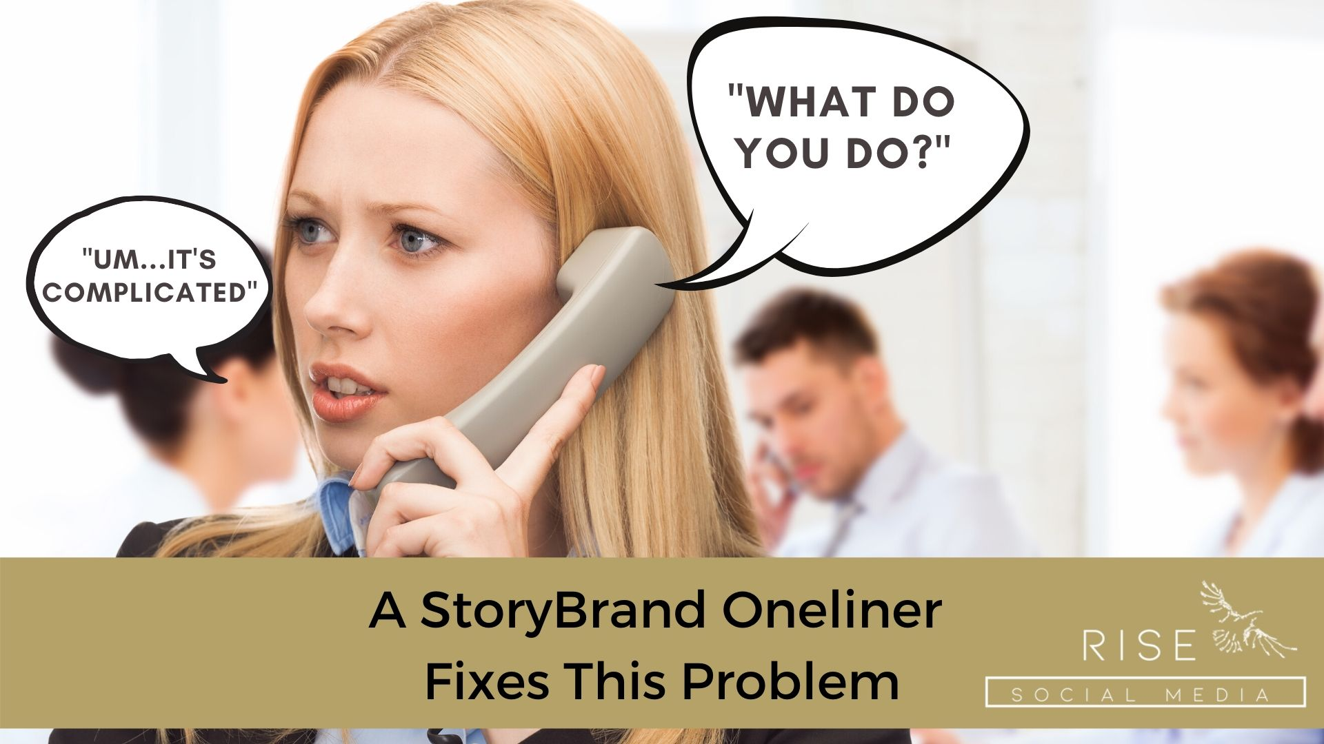 Powerful Storybrand One Liner Examples That Will Help You Win